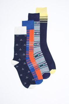 Socks!!! WANT! All of my socks are getting holes in them! Need to find these at a cheap price, pronto!
