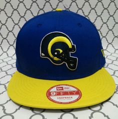 963ceb55684 Check Out this fly retro snapback representing the St. Louis Rams in style  On EBay