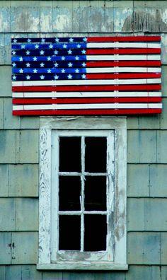 Patriotic Window   Flickr - Photo Sharing!