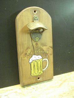 botttle opener- otvárač na pivo
