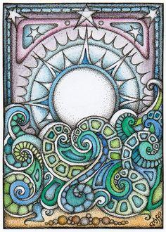 Starrydecomoonwave by TapWaterTaffy.deviantart.com on @deviantART
