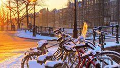 Mit dem E-Bike gut durch den Winter: Die Nutzung eines E-Bikes geht selbstverständlich auch im Winter. Ähnlich wie mit einem normalen Fahrrad gilt es, sich den Witterungsbedingungen anzupassen und entsprechende Vorsicht walten zu lassen. Lesen Sie hier mehr. Bike, Painting, Art, Weather Vanes, Bicycle, Reading, Art Background, Painting Art, Kunst