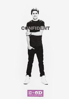 Confident!