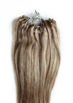 """16"""" 100grs,100s,Micro Loop(Rings) Human Hair Extensions #12 Medium Ash Brown by Hair faux You. $74.99. Easy to attach and remove, totally DIYable.. 16"""" 100grs,100s,Micro Loop(Rings) Human Hair Extensions #12. 100% human hair, can be curled, dyed, straightened;. High quality, tangle free, silky soft & thick;. High quality metal clip, corresponding colors looks natural;. Length: 16"""" Color: #12 Medium Ash Brown Style: Micro Loop (Rings), Extension Texture: straigh..."""