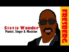 Learn about the life of a music legend named Stevie Wonder as we celebrate Black History Month for kids. In this biography for kids, we share a mini bio on his life with our educational videos for students. Stevie Wonder is responsible for many great songs like Superstition, Living in the City, I just called to say I love you and more. Enjoy a quick biography on his life and don't forget to comment, share, like and SUBSCRIBE!