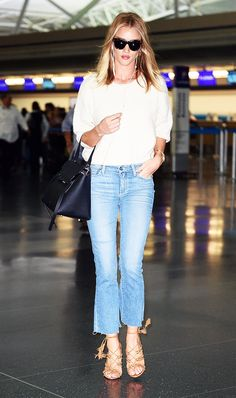 The Jeans That Look Good with Every Single Style Type via @WhoWhatWear