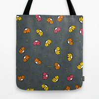 Tote Bag featuring Coneflowers One by Robin Gayl