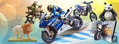 Yamaha offers new (paper) motorcycles for free! – Motofire