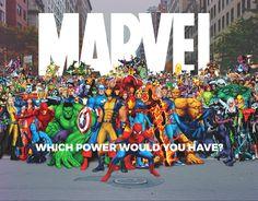 Join the battle against evil in Zimbio's Marvel Super Power quiz!