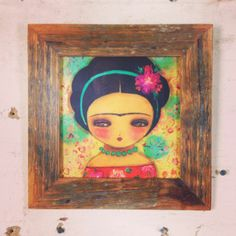 Some Frida love today….. #fridakahlo