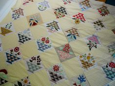"""Supergoof Quilts """"And ... Flower Girls'"""