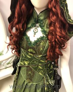 Gown for Tauriel - Firefly Path