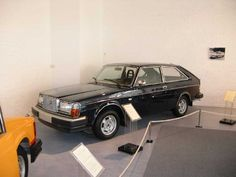 Volvo shootingbrake prototype