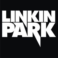 Linkin Park em preto e branco