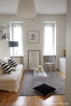 Our livingroom: http://divaaniblogit.fi/charandthecity/2014/02/09/olohuone/