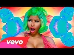 Day 7: A Song That Reminds Me of the Past Summer (2012) - Nicki Minaj.Starships
