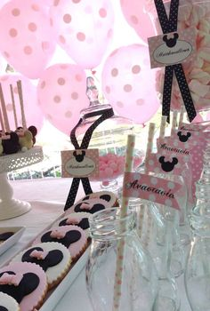 Minnie Mouse Birthday Party Ideas | Photo 9 of 17 | Catch My Party