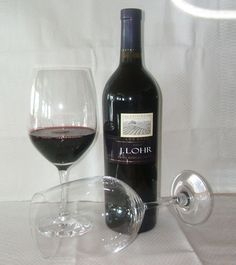 a lovely Merlot wine