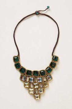 #bibnecklace #anthropologie