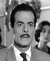 Abdesalam al-Nabulsy(1898-1968) was an Egyptian actor and comedian from a Palestinian origin. Managed to make the the rising lower middle class figures a laughing stock, highlighting their pedantic style and ludicrous mannerism. Unlike Isnaeil Yaseen, who was funny on his own right, but whose foible was his exaggerated gesticulation (and now I feel committing a sacrilege in downplaying him had it been in my family circles) al-Nabulsy ridiculed manners and characters, not congenital…