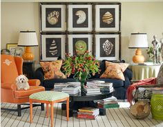 South Shore Decorating Blog: Tobi Fairley - A Rare Talent
