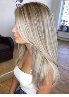 Here we have compiled the stunning blends of blonde balayage hair colors so that. - Here we have compiled the stunning blends of blonde balayage hair colors so that you may fine unique - Beach Blonde Hair, Blonde Hair Shades, Cool Blonde Hair, Blonde Straight Hair, Long Blond Hair, Blonde Hair Over 50, Highlighted Blonde Hair, Side Bangs Long Hair, Short Hair