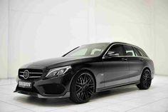 #Brabus Upgrades the #Mercedes C-Class #Estate #AMG Line http://www.benzinsider.com/2015/03/brabus-upgrades-the-mercedes-c-class-estate-amg-line/