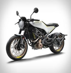 The years most anticipated bike finally breaks cover! The 2017 Husqvarna 401 is finally in production form. We first revealed the two exciting new street models when they were still in concept stage, they were designed to gauge public reaction before
