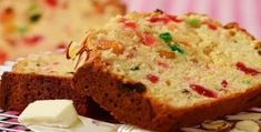 This delicious Light Fruit Cake is an almond scented butter cake full of candied fruits and raisins. With Demo Video Food Cakes, Cupcake Cakes, Fruit Cakes, Cupcakes, Light Fruit Cake Recipe, Baking Recipes, Cake Recipes, Party Recipes, Dessert Recipes
