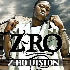 Z-Ro is my favorite rapper. He is from Houston,Tx.