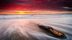 Günbatımı Kumsal