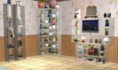 http://www.thesimsresource.com/downloads/details/category/sims2-sets-objects/title/clear-glass-recolors-of-some-of-my-empty-things-with-slots/id/1059164/