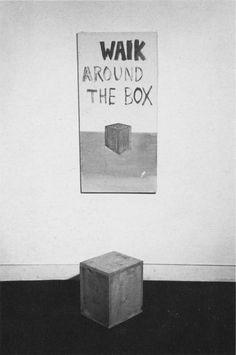 Identifications: Week 7 - Art History 2471 with Singerman at University of Virginia - StudyBlue Fluxus Art, Art Encounters, Modern Art, Contemporary Art, Exhibition Room, Junk Art, Art Object, Conceptual Art, Box Art