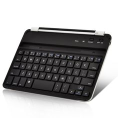 Magnetic QWERTY Keyboard Dock for iPad Mini Ultra-Thin Bluetooth 3.0 via Goods from Michal. Click on the image to see more!