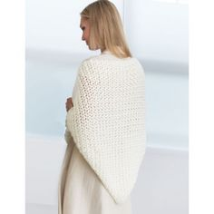 Crochet Prayer Shawl in Bernat Satin. Discover more Patterns by Bernat at LoveCrochet. We stock patterns, yarn, hooks and books from all of your favorite brands.