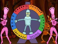 Futurama Robot Hell