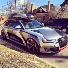 Chris Sandelli Jon Olsson Camo Edition Audi allroad