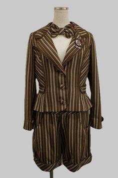 Angelic Pretty / Letter regimen jacket and pants