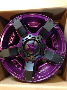 Rock star 2 for jk powder coated purple purple wheels jeep w Jeep Jk, Jeep Wrangler Lifted, Jeep Truck, Lifted Jeeps, Jeep Wranglers, Jeep Rims, Jeep Wheels, Truck Rims, Car Accessories For Girls