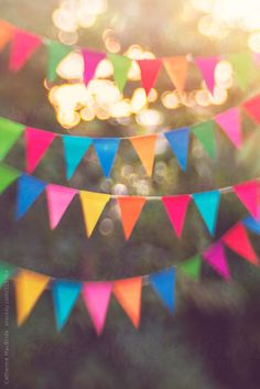 Let the celebrations begin! by CatMacBride | Stocksy United