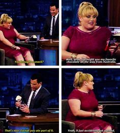 Hilarious Rebel Wilson