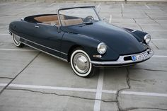 need one... Citroen DS 19 Cabriolet, 1962
