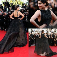 Sonam Kapoor at Cannes 2014 <3
