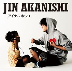 JIN AKANISHI(赤西仁) OFFICIAL SITE