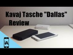 "▶ iPhone 5 Tasche ""Dallas"" Review - YouTube"
