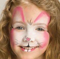 1000 Actividades Infantis: Pinturas Faciais - Dicas