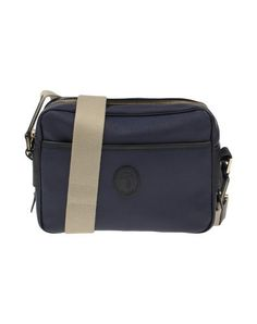 TRUSSARDI Across-body bag. #trussardi #bags #polyester #leather #shoulder bags #pvc #hand bags #cotton #