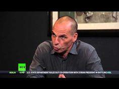 """RT Exklusiv: Yanis Varoufakis im Interview - """"Systemmedien werden versuc..."""