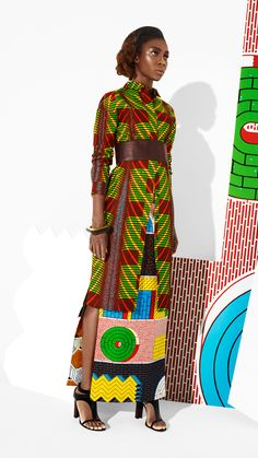 Vlisco | 'Fantasia' 2014 | HEAD TO TOE STYLE