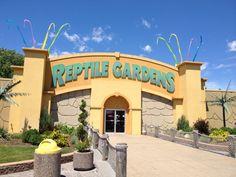 Reptile Gardens  #HiFromSD #BlackHills #RapidCity